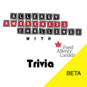 Food Allergy Trivia food database