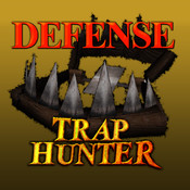 TRAP HUNTER DEFENSE hunter