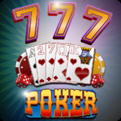 777 Poker - Gambling Game!