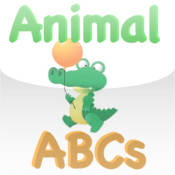 Animal ABCs Flash Cards free flash website