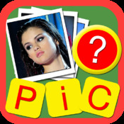 Guess The Celeb 2! - Guess who`s the celebrity word guessing game with cool images of the most popular movie and TV stars, teen celebrities, famous pop stars and sport icons!