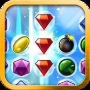 A Bubble Mania Diamond Dash Pop Shooter Game