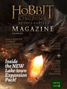The Hobbit Kingdoms of Middle-earth Magazine