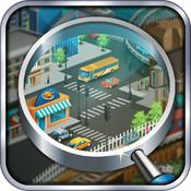 Hidden Objects: Cityscape