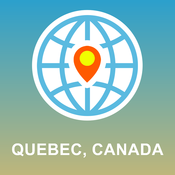 Quebec, Canada Map - Offline Map, POI, GPS, Directions