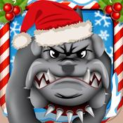Adventure of Santa Claus Run - Fun Christmas Games For Kids ( With Multiplayer Race ) fun run multiplayer race