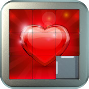 Card Puzzle - send personal photo and card puzzles to your facebook friends report card