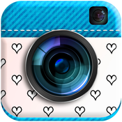 My Love Beautiful Sticker Frame : photo editor filters effects camera frames