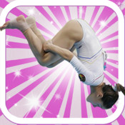 2014 American Front-flip Girl-y Gym-nastics Floor Routine : Fun for all Little Girl-s and Teenage-rs Free
