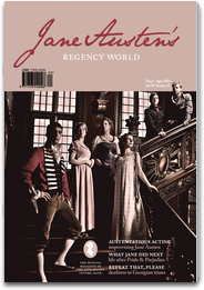 Jane Austen`s Regency World