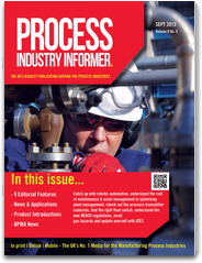 Process Industry Informer Magazine