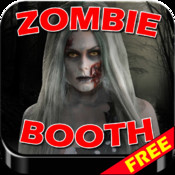 Zombie Photobomb Booth Lite