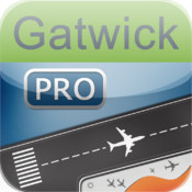 Gatwick Airport Flight Track HD
