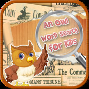 An Owl Word Search For Kids Lite