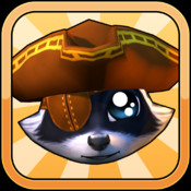 Raccoon Rumble: Splash Rescue