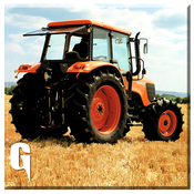 Plow Farm Tractor –Newest farming plowing harvesting growing organic crops 3D Simulator Game