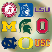 Wallpapers HD. College and University Wallpapers for Major First Division Athletic Conferences