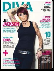 Diva Magazine job magazine