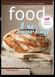 Food Magazine job magazine