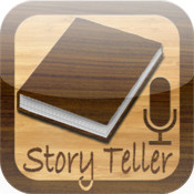 Story Teller. photo album book