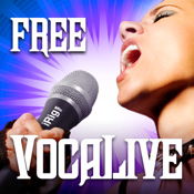 VocaLive FREE vocal