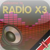 X3 Kenya Radio