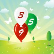 Balloons Math
