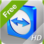 TeamViewer HD free used computers