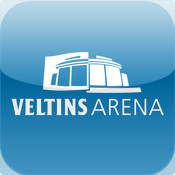 VELTINS-Arena angel arena ice age