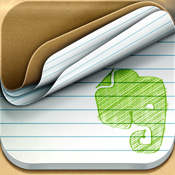 Evernote Peek