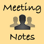 Meeting Notes notes
