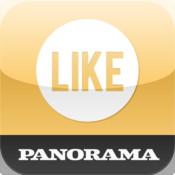 Like-Reporter publish panorama