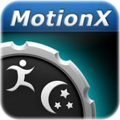 MotionX Sleep
