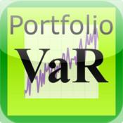 Portfolio VaR conditional var
