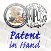 Patent in Hand patent scaffold