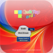 QuikTap Words words