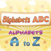 Alphabets A B C
