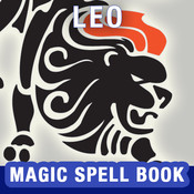 Leo Spell Book magic spell words