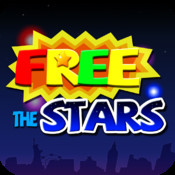 Free the Stars kick in the balls