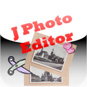 J Photo Editor program photo frame studio