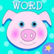 WORD Pig Spell letter