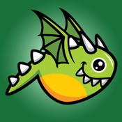 Flappy Little Dragon