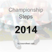 Championship Steps 2014