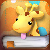 Camelia the giraffe Book! The Read Along Educational App for Children, Parents and Teachers