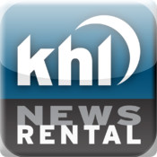 KHL Rental News for iPad ski house rental