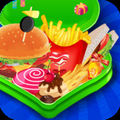 Lunch Box Maker - Make your favorite sandwich, burger, cupcake or candy for your lunchbox