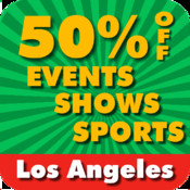 50% Off Los Angeles & Hollywood Events, Shows & Sports by Wonderiffic ™