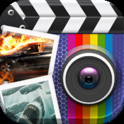 Action Insta-Hollywood FX Edits Fast Special Movie Effects for Pics