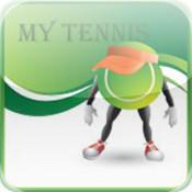 A Green Tennis Court Player Free US HD