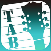 Guitar Lessons & TAB Viewer guitar fingering